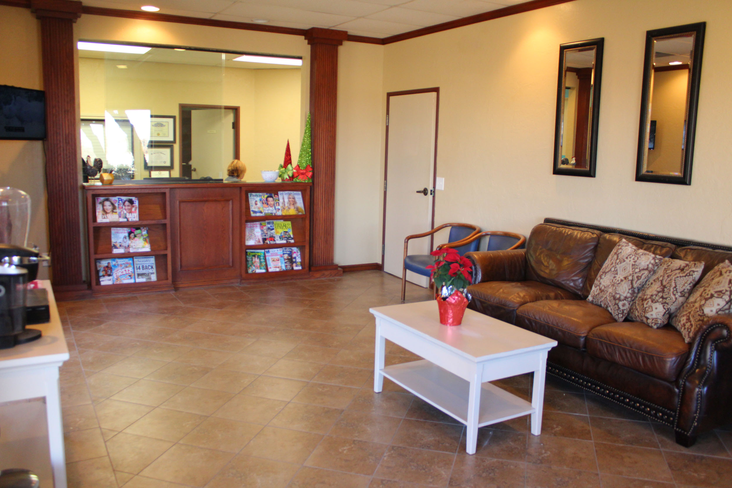 Nicoma Front Lobby